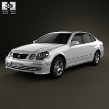 3d class price 3d model lexus gs s160 2004 cgtrader