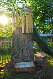 How To Make End Tables Out Of Tree Stumps by Best 25 Tree Trunks Ideas On Pinterest Log Planter Tree Trunk