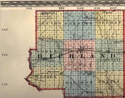Richland Washington Map by Richland County Illinois Maps And Gazetteers