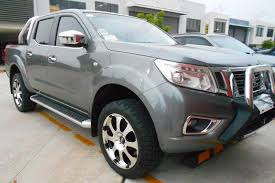 nissan grey nissan navara np300 d23 dual cab grey 49230 superior customer