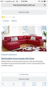 Corner Lounge With Sofa Bed Chaise by St Henri Leather Corner Lounge Lounges Living Room