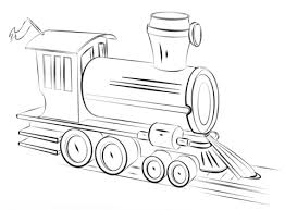 Steam Locomotive Coloring Pages Steam Train Locomotive Coloring Page Free Printable Coloring Pages by Steam Locomotive Coloring Pages