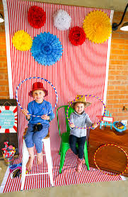 backyard carnival party theme all the bells and whistles