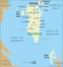 map of bahrain bahrain map bahrain maps and travel guides