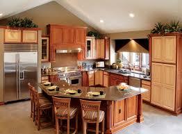 kitchen bars and islands 19 l shaped kitchen design ideas breakfast bars