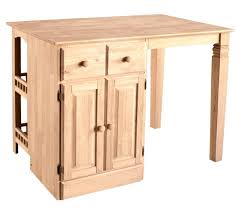 Unfinished Wood Kitchen Island Unfinished Oak Kitchen Cabinets Surplus Warehouse Throughout