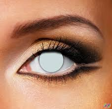Color Blindness Contacts Crazy Lenses Colored Contacts Halloween Contact Lenses