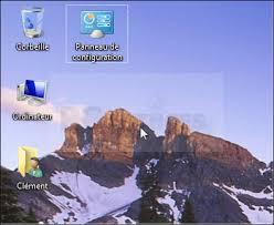 afficher m騁駮 sur bureau afficher la m騁駮 sur le bureau windows 7 28 images afficher