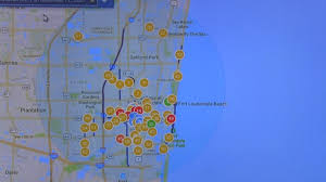 Ft Lauderdale Florida Map by Fort Lauderdale Targets Traffic Congestion With Lauderstreet