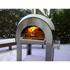 forno 5 wood burning pizza oven by alfa pizza u2013 backyard grills usa