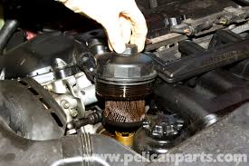 Bmw 5 Series Changing Engine Oil E39 1997 2003 Pelican Parts