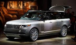 range rover autobiography custom land rover won u0027t slot new model above range rover as luxe suvs boom