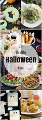 25 healthy halloween food