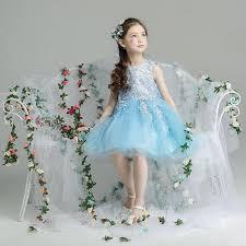 childrens wedding dresses 2017 2017 new summer children s wedding dress grace princess dress