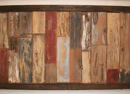 Reclaimed Barn Wood Art Black Walnut Rustic Wall Art Craftwood Natural Edge Wood Slab T
