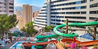 hotel magic aqua rock gardens costa blanca hiszpania wczasy