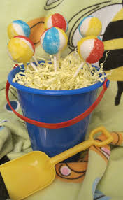 cake pops perfect for a teen beach movie party maggie u0027s cake pops
