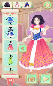 magical stories fairy tale anime dress up girls android apps on