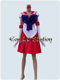 Sailor Mars Halloween Costume Sailor Moon Cosplay Costumes Sailor Moon Sailor Mars Raye
