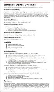 undergraduate curriculum vitae pdf italiano biomedical engineer cv sle myperfectcv