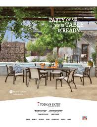 Outdoor Patio Furniture Stores Today S Patio Ads Marketing Patio Furniture Sets Today S Patio