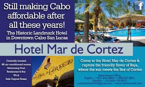 Cabo San Lucas Mexico Map by New Article Hotel Mar De Cortez Cabo San Lucas Mexico