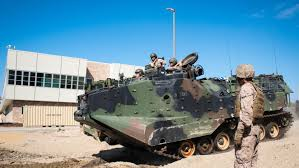 amphibious vehicle military u s marines and mexican navy conduct aav ops u003e the official