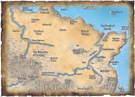 Pathfinder World Map Know Your Nations Osirion Welcome To The Pathfinder Society
