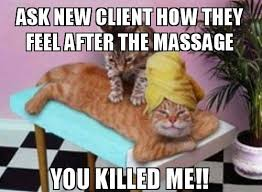 Massage Therapist Meme - massage therapy etiquette album on imgur