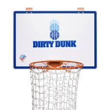 the dirty dunk the original basketball hoop hamper u2013 the dunk
