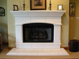unique stacked stone fireplace surround slate idolza