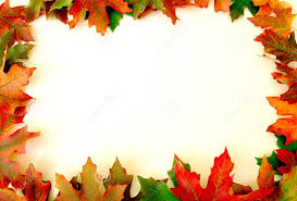 fall leaves border clip art many interesting cliparts