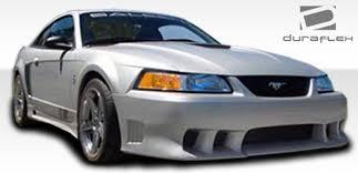99 mustang bumper 99 04 ford mustang colt duraflex kit 110230 ebay