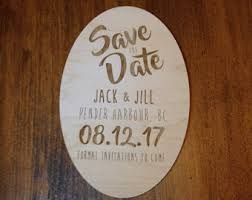 wedding save the dates etsy ca