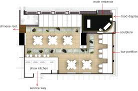 japanese restaurant floor plan five star hotel pinterest