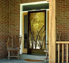 storm door with screen and glass larson storm doors security storm doors