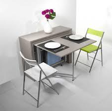 table amovible cuisine meuble de cuisine avec table escamotable galerie avec table