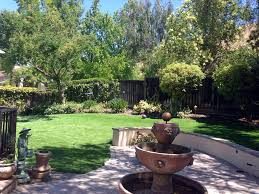 Florida Backyard Landscaping Ideas by Synthetic Grass Cost Williston Highlands Florida Backyard