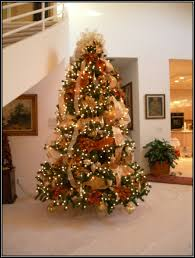 fully decorated christmas tree delivered u2013 decoration image idea