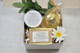 spa gift sets bath gift set soap bath truffle lip balm