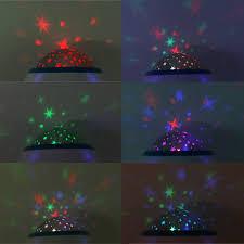 childrens night light projector baby children alarm clock room sky star night light projector l