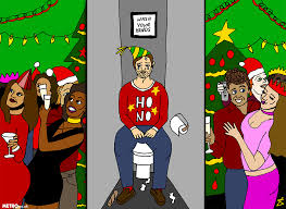 Christmas Party Meme - how to survive your work christmas party if you re an introvert