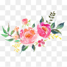 Watercolor Flowers - watercolor flowers png vectors psd and icons for free download