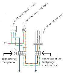 yamaha fuel management gauge wiring diagram wiring diagram and