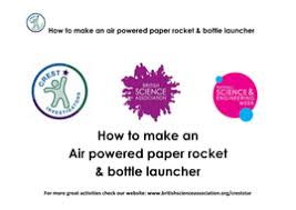 air rockets by creststar teaching resources tes