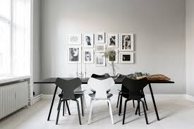 black and white dining room ideas give your home decor a definition with black and white interior