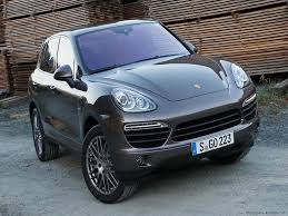 Porsche Cayenne 1st Generation - porsche cayenne cars news videos images websites wiki