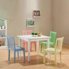Childrens Work Benches Modern Kids Table Chair Sets Allmodern