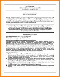 Executive Assistant Resume Example by 12 Administrative Assistant Resume Summary Technician Resume