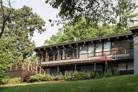 Cunningham Overhead Door Louisville Ky by Aia Ckc Home Tour Emily Fisher Brings A 1950s Ranch Back To Its